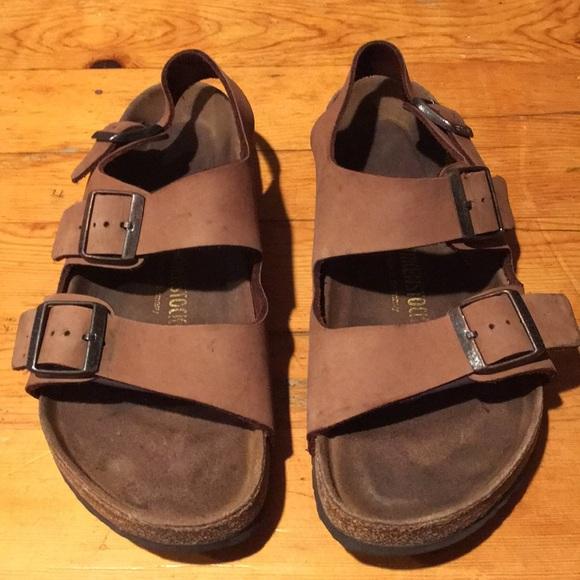 Betula Flip Flops Size 5